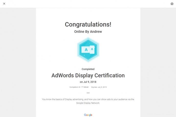 Adwords Display 3