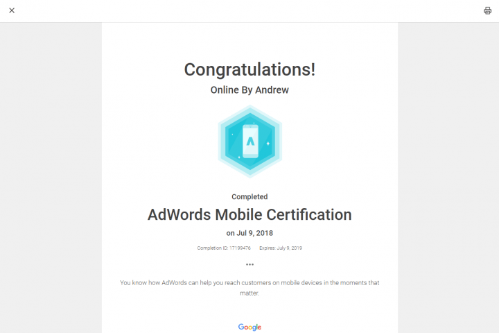 Adwords Mobile 4