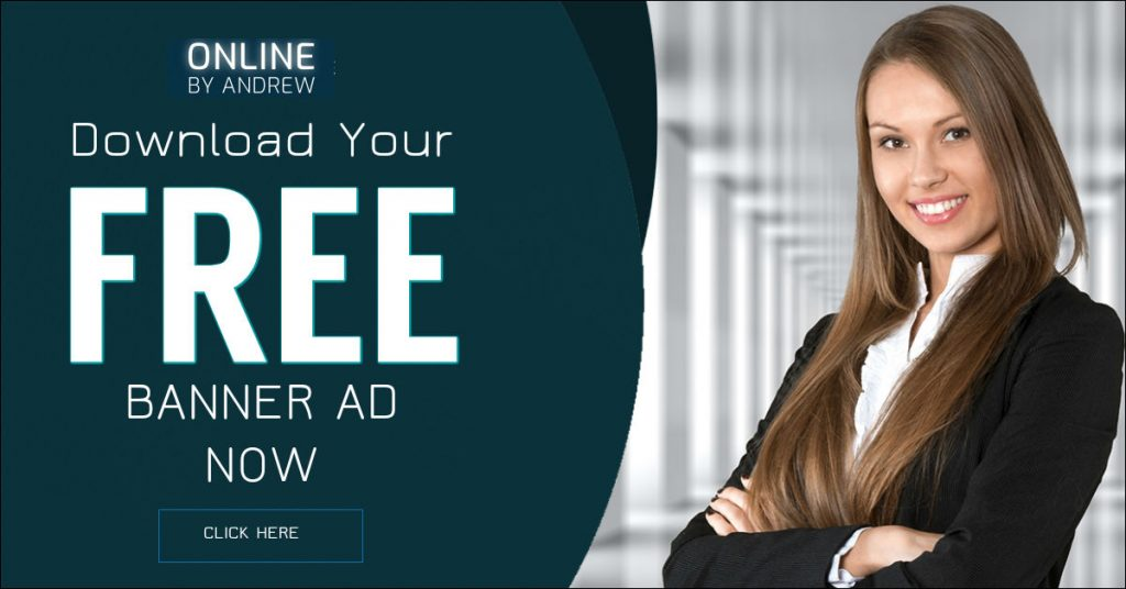 free banner ad offer