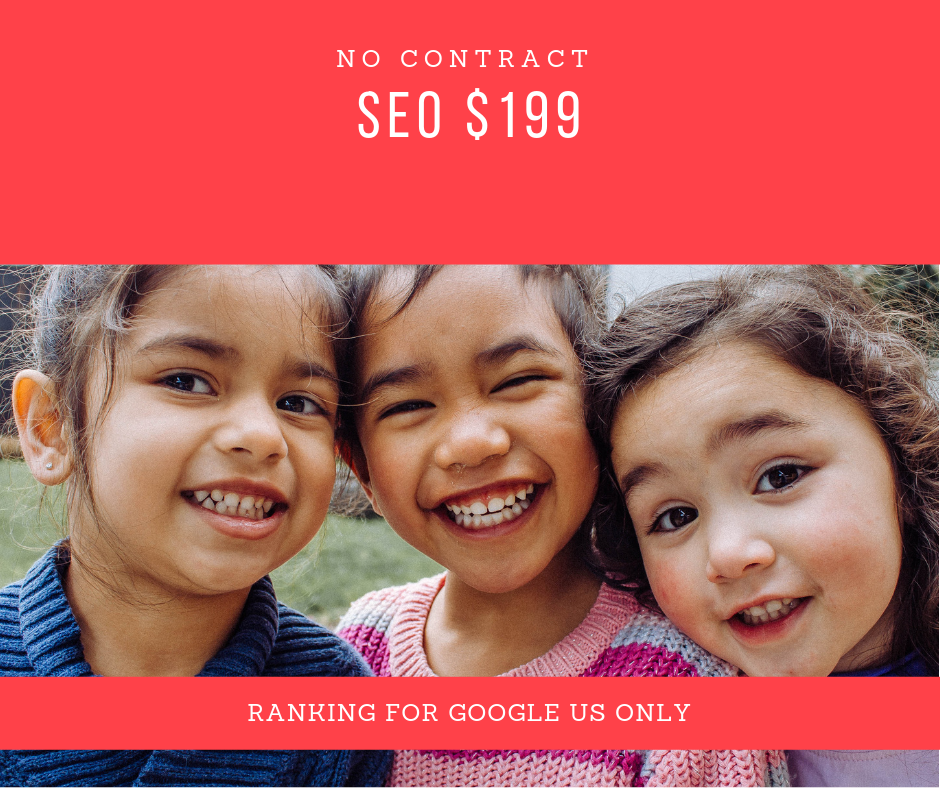 $199 seo package